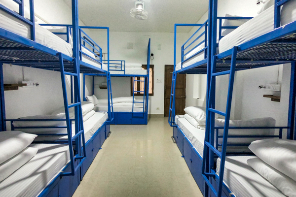 10-bed dorms